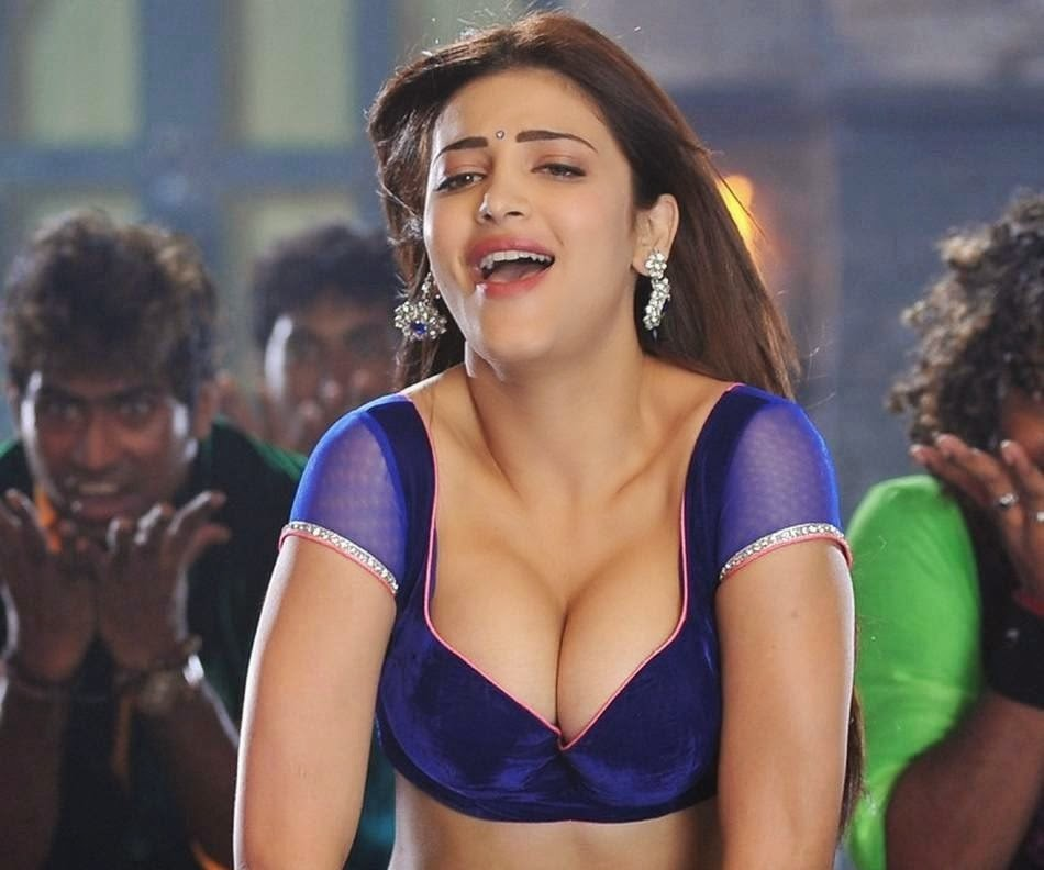Shruti Hassan - Extreme Hot and Sexy Photos [10 pics]