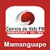 Rádio CORREIO DO VALE FM - Mamanguape / PB