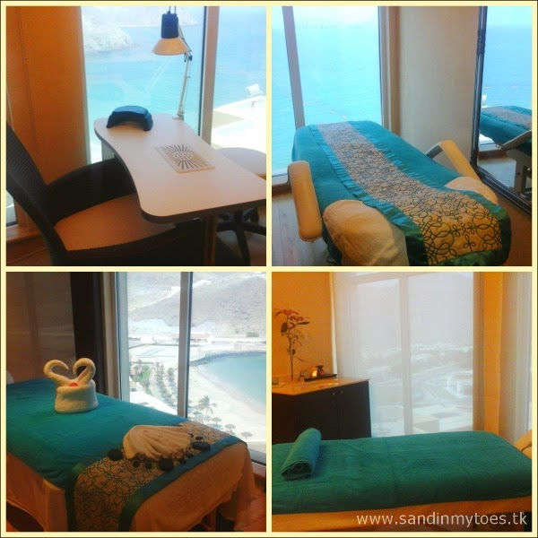 360 Health Club and Spa, Oceanic Hotel