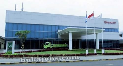 Lowongan Kerja SMK Di PT Sharp Electronis Indonesia