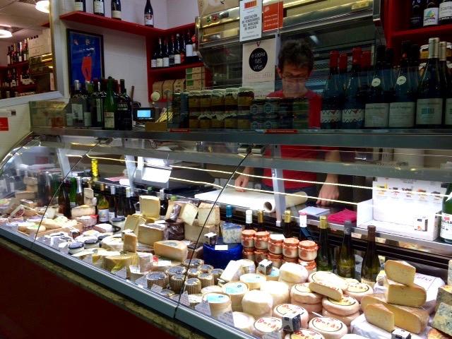Solo Queso: los mejores quesos de Ruzafa