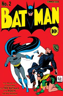 Batman (1940) #2 Cover