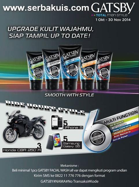 Promo Berhadiah 3 Motor Honda CBR 250 R