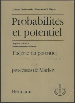 Télécharger Livre Gratuit Probabilités et Potentiel chap. XII à XVI pdf