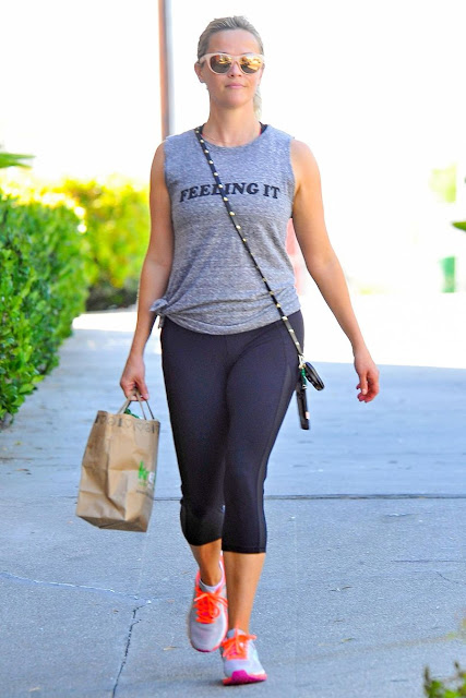 """feeling it"" shirt as worn by Reese Witherspoon.  PYGEAR.COM"