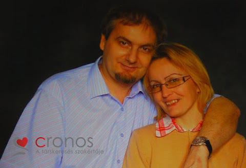 András és Gyöngyi sikertörténete a Cronos Társkereső keszthelyi irodájában