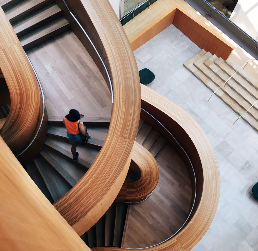La scala perfetta per la tua casa spazioibrido for Progettando la tua casa perfetta