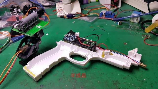 DIY你的想像力: DIY雷射槍和槍靶使用Arduino Pro Mini