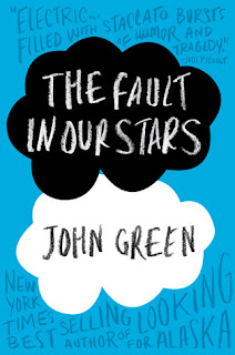 The Fault In Our Stars John Green book cover