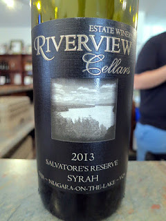 Riverview Salvatore's Reserve Syrah 2013 (90 pts)