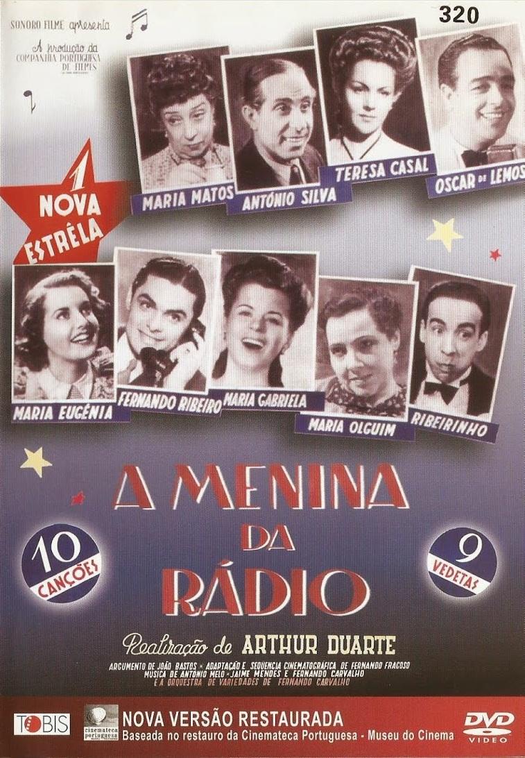 A Menina da Rádio [1944] [DVD9] [PAL] [Subtitulado]