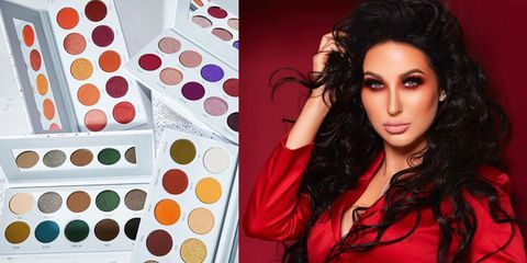 eyeshadow palette jaclyn hill