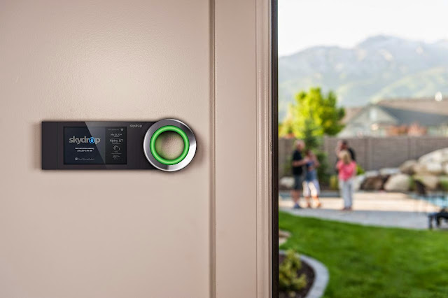 Devices To Turn Your Home Into A Smart Home - Skydrop Sprinkler Controller