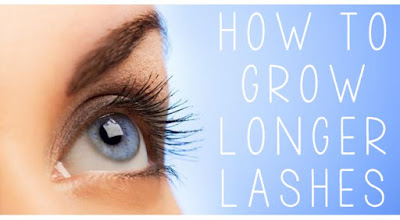 tips to grow eyelashes naturally