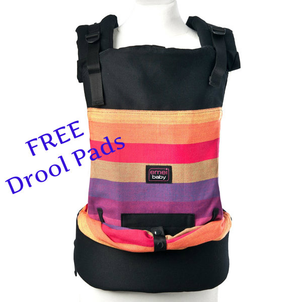 Emeibaby Hybrid Soft Structured Carrier (SSC) - Bunt