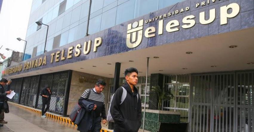 TELESUP: Institución se pronuncia tras conocerse que SUNEDU le negó licenciamiento [VIDEO]