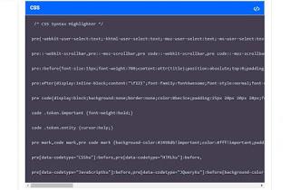 Membuat Kotak Kode HTML atau CSS Pada Postingan Membuat Kotak Kode HTML atau CSS Pada Postingan