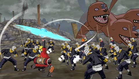 Naruto Shippuden Ultimate Ninja Impact Screenshots
