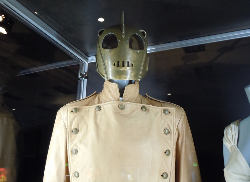 The Rocketeer movie costume