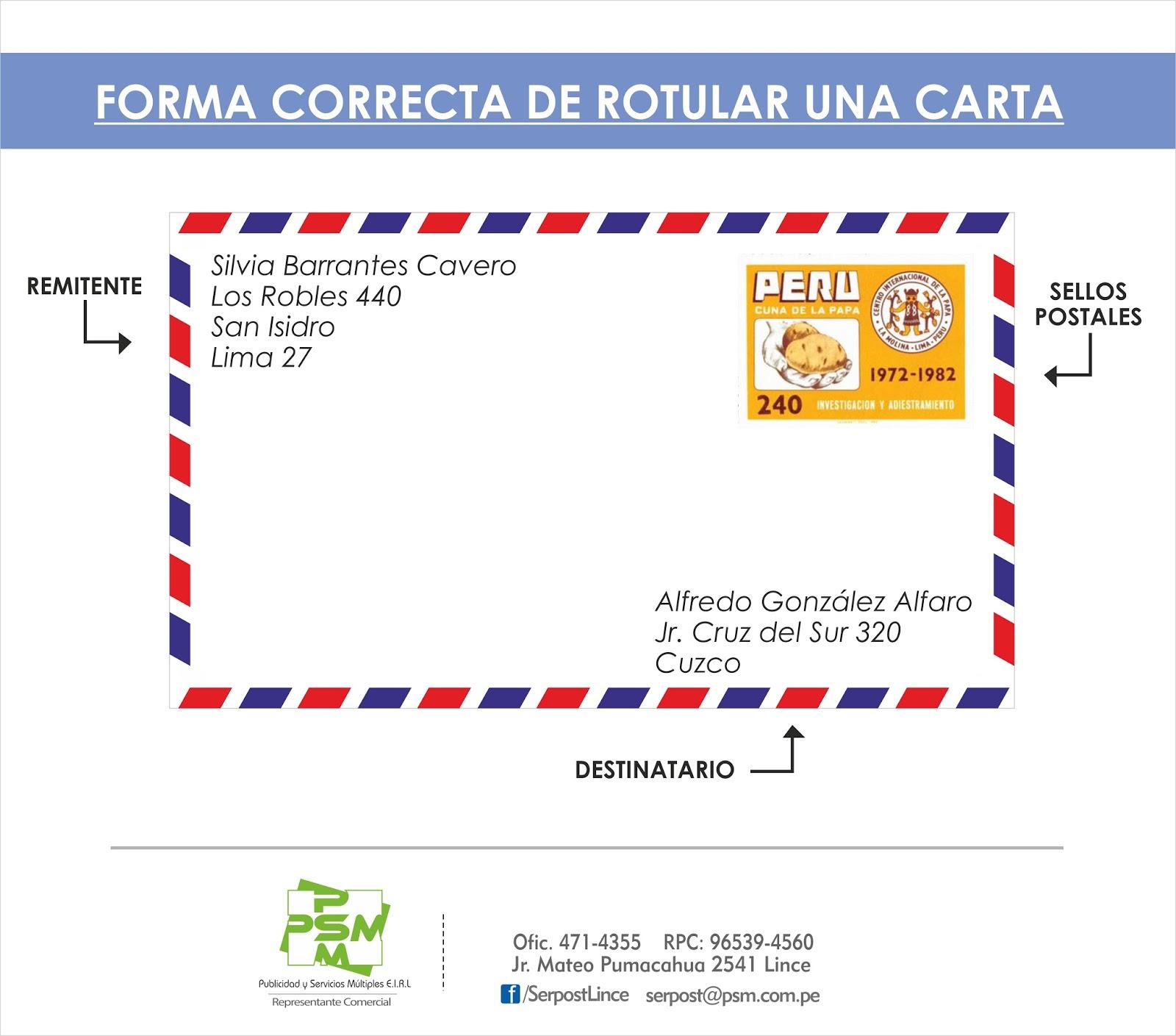 Como Escribir De Forma Correcta Una Carta Comercial
