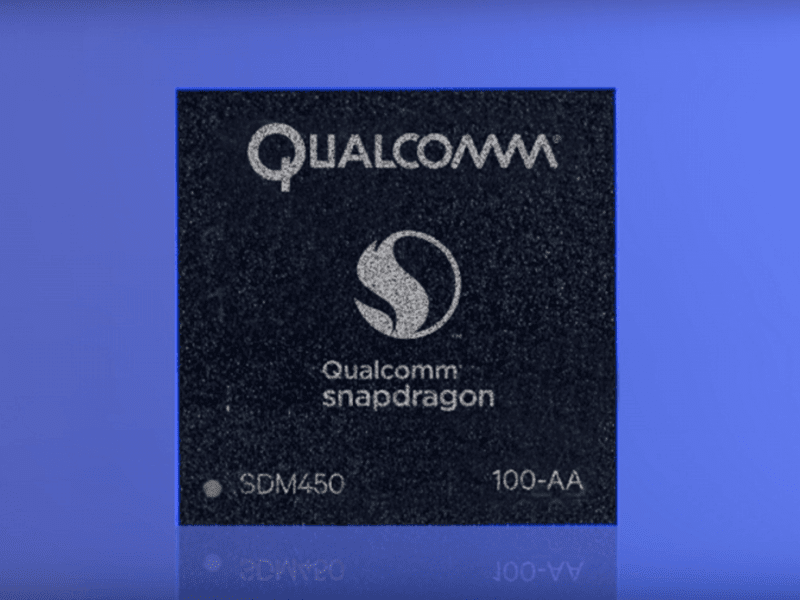 Qualcomm Snapdragon 450 Now Official