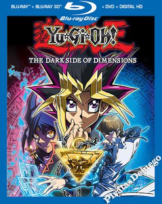 Yu-Gi-Oh!: El Lado Oscuro De Las Dimensiones (2016) HD 1080P Latino