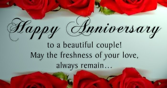 Best Anniversary Wishes Cards For Beautiful Couples