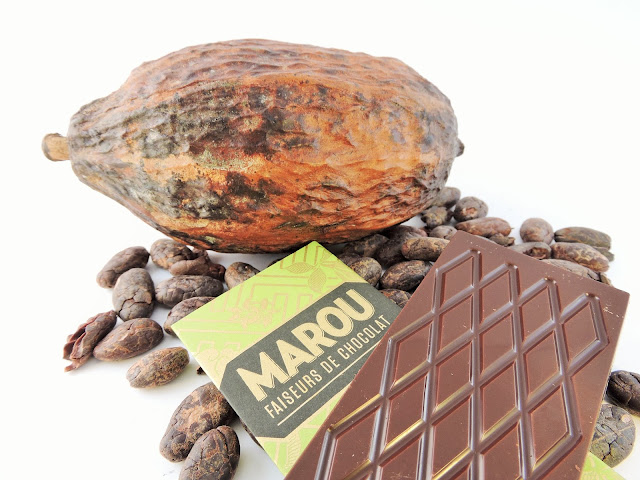 Tablette Marou faiseurs de chocolas bean-to-bar