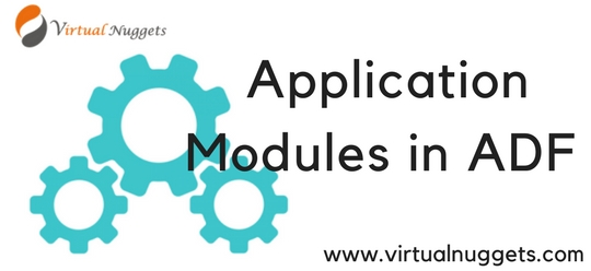 Oracle ADF: types of application modules