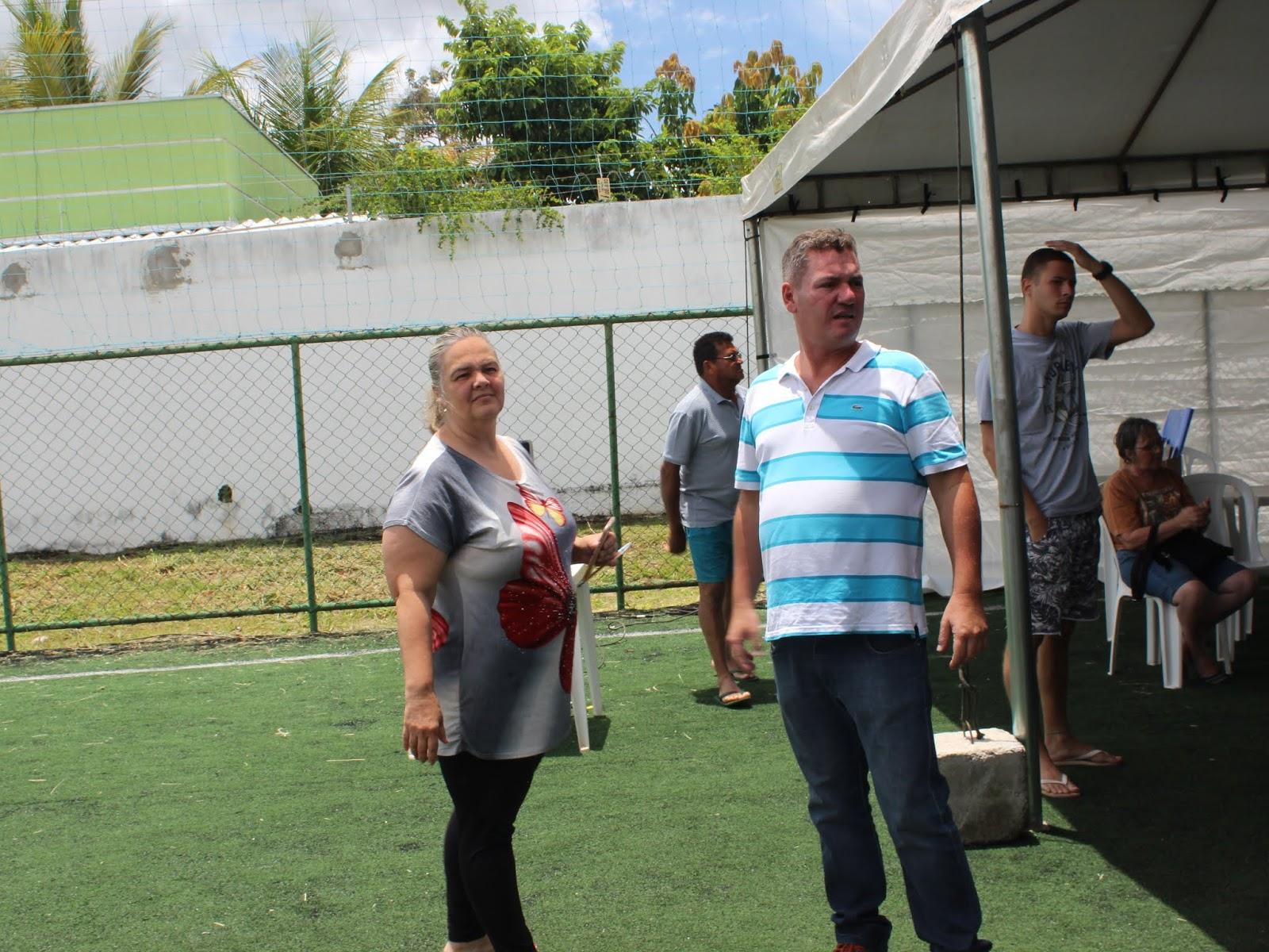 IMG 2830 - Novo administrador do Paranoá, Sergio Damasceno, começa seu primeiro dia de trabalho no Domingo ouvindo a comunidade local.