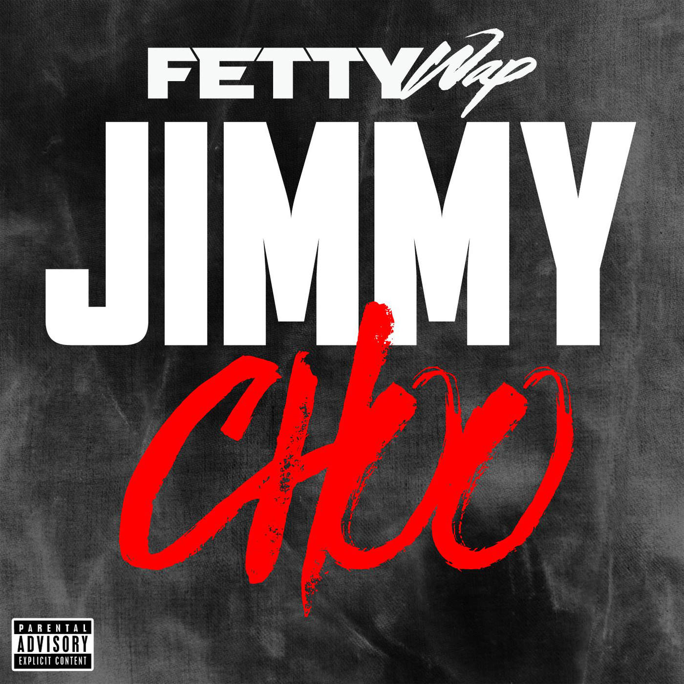 Fetty Wap - Jimmy Choo - Single Cover