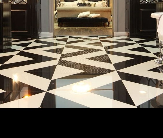 Latest Catalog Of Floor Tiles Designs For Modern Living Room