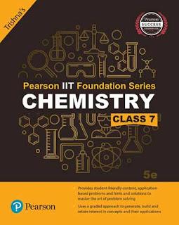 Pearson IIT Foundation Chemistry Class 7, 5e