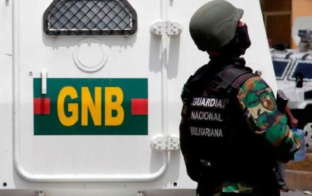 Refuerzan el Amazonas con nuevo contingente de la GNB