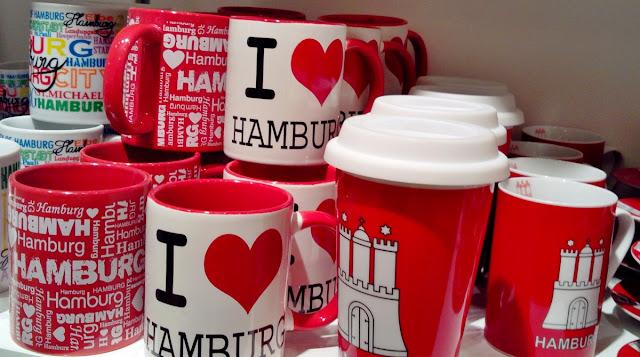 Kaffeestadt Hamburg