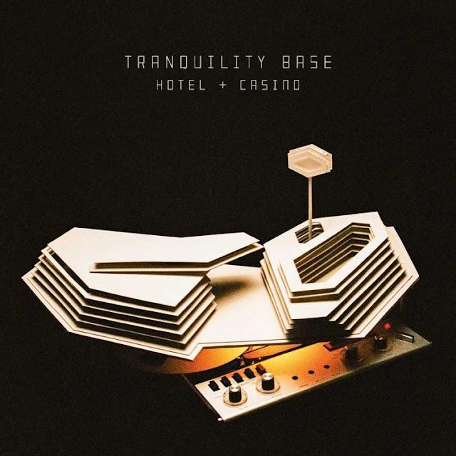 Recenzja, refleksja nad szóstym albumem Arctic Monkeys - Tranquility Base Hotel & Casino
