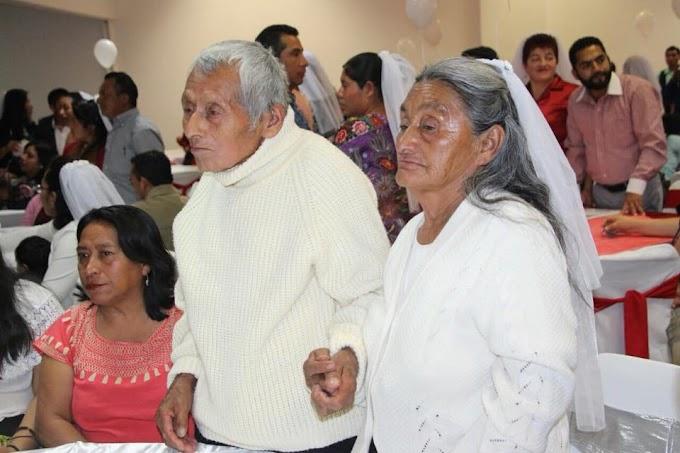 POR TERCER AÑO CONSECUTIVO SE LLEVAN A CABO BODAS MASIVAS EN SAN CRISTÓBAL DE LAS CASAS.