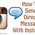How to Send Direct Message on Instagram