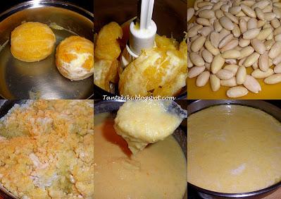 Πορτοκαλόπιτα με σιμιγδάλι και γιαούρτι