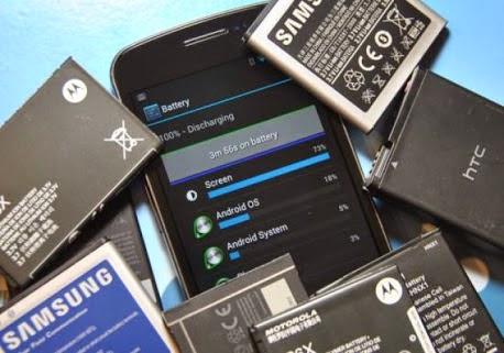 Bahaya baterai melembung tetap dipakai di ponsel