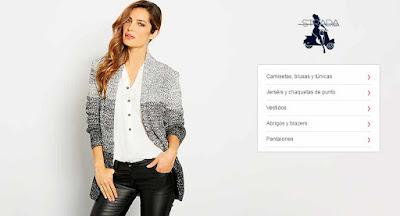 ropa para mujer marca Strada