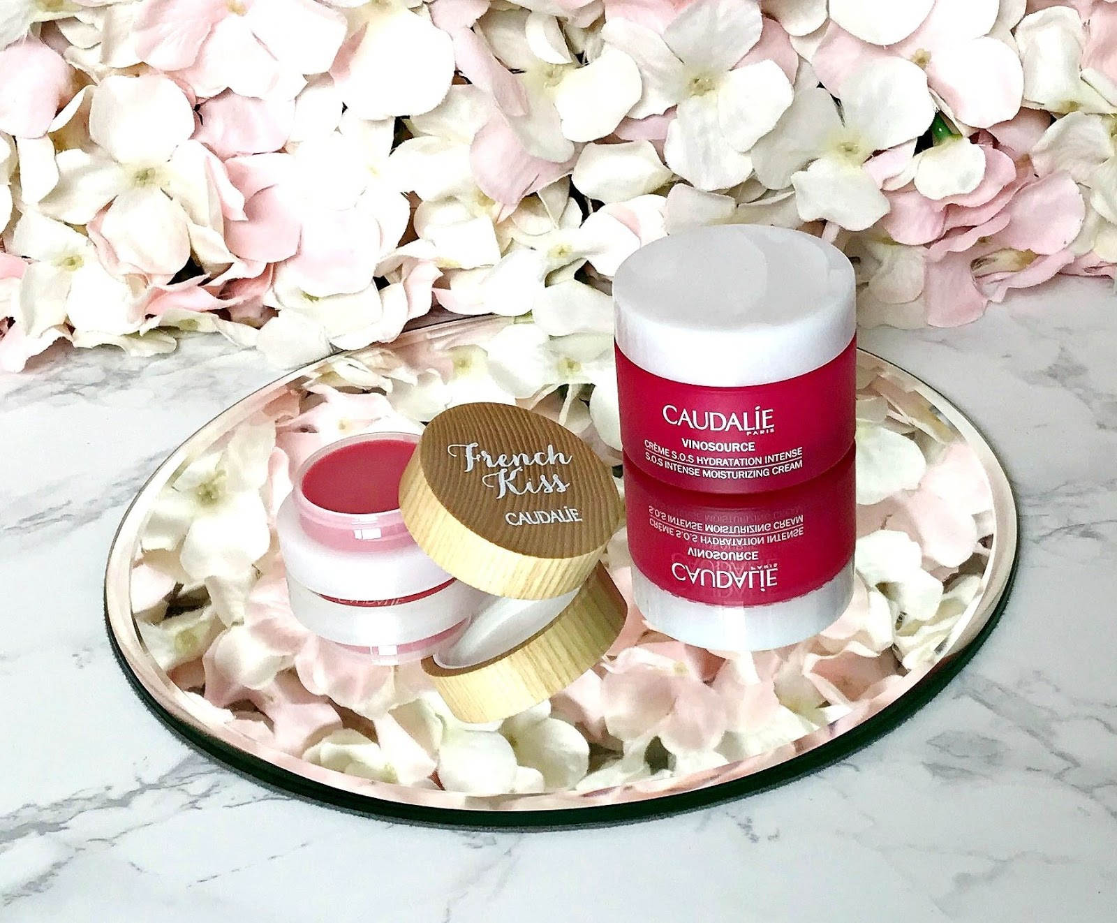 Caudalie Vinosource SOS Intense Moisturising Cream Review