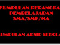 DOWNLOAD GRATIS RPP DAN SILABUS SEJARAH INDONESIA SMA KURIKULUM 2013