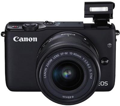 Canon EOS M10 (15-45 mm)