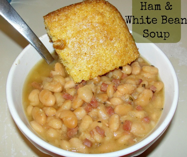 Slow Cooker Ham Amp White Beans