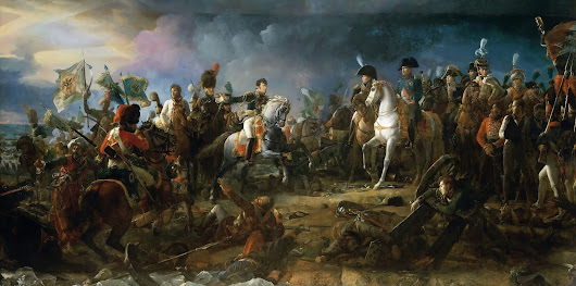 """One sharp blow and the war is over"" - The Battle of Austerlitz"