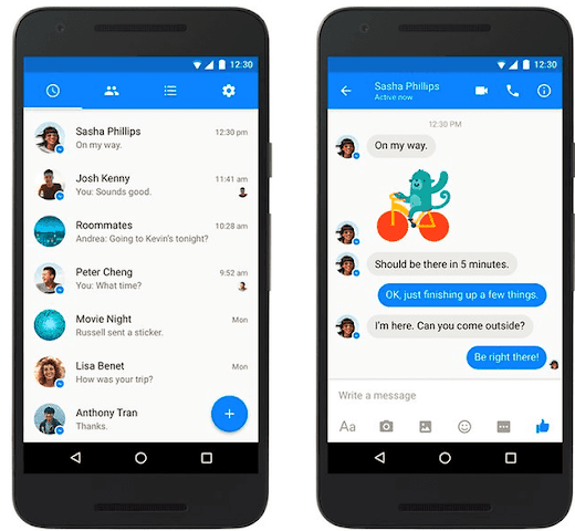 WhatsApp from Facebook WhatsApp Messenger is a FREE messaging app  available for Android and other smartphones. WhatsApp uses your phone's  Internet...