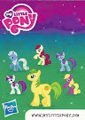 My Little Pony Wave 6 Mosely Orange Blind Bag Card
