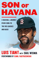 Buy Luis Tiant's new book -- co-authored by me