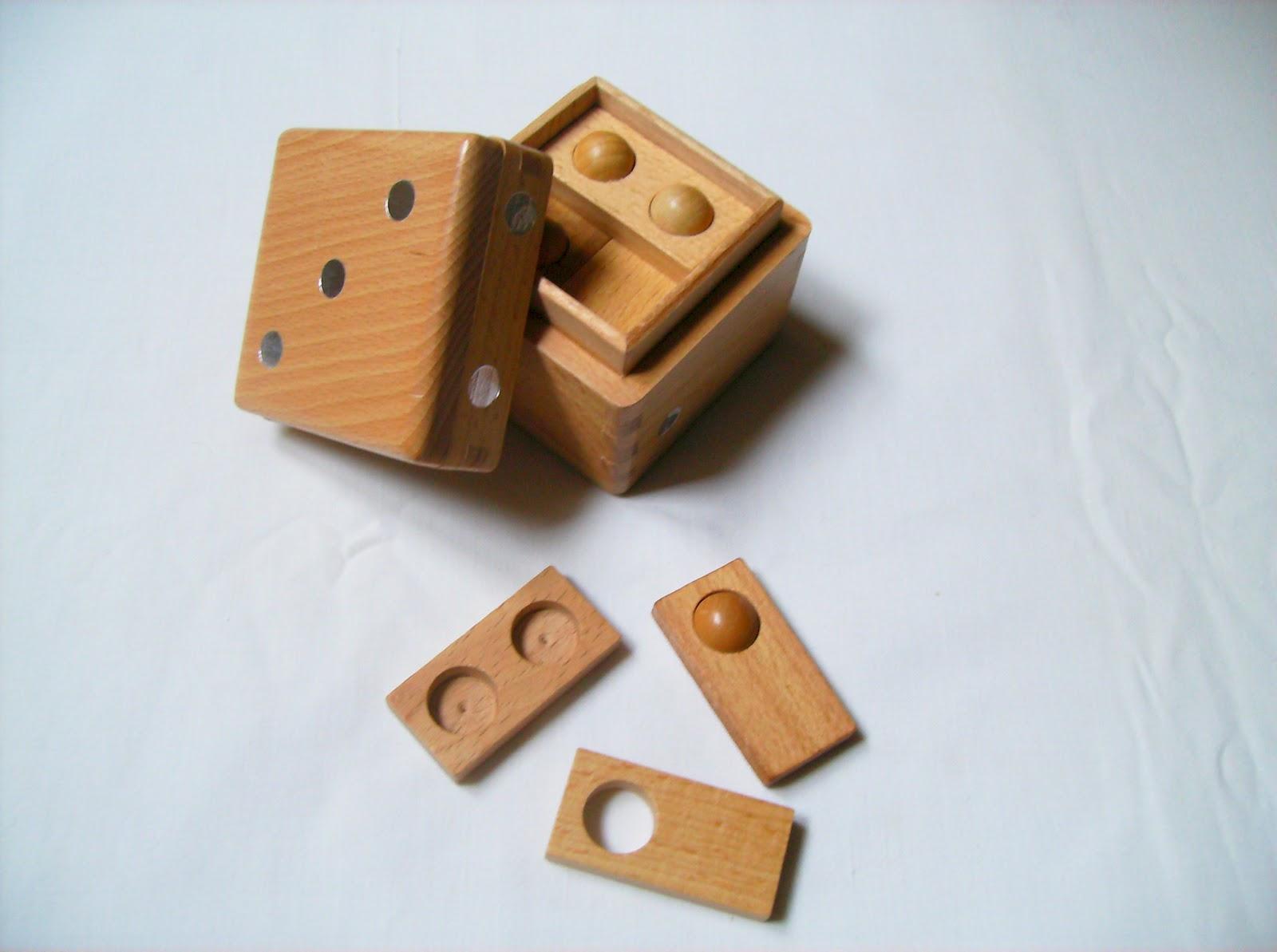 Gabriel Fernandes' Puzzle Collection: Dice Box Puzzles